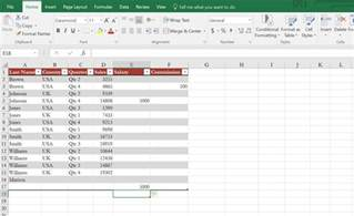 how to insert or delete rows and columns from excel table