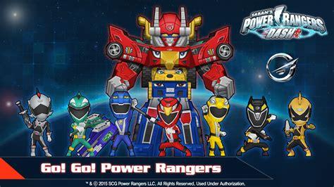 Download Mod Game Power Ranger Dash | power rangers dash v1 6 4 mod apk hack android download