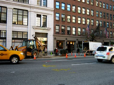 nyc sewer emergency manhattan sewer replacement around