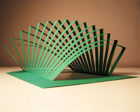 Origami Paper Cutting - 440 best images about arquitectura en papel pop up on