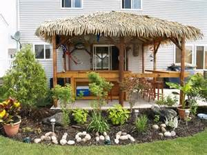 tiki backyard ideas marceladick com