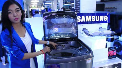 Mesin Cuci Samsung Activ Dual Wash samsung activ dual wash
