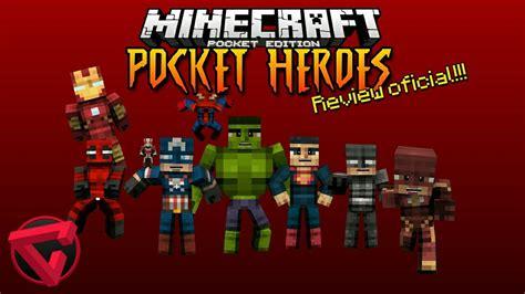 download mod game pocket heroes pocket heroes v1 mod quot minecraft pe 0 13 1 quot youtube