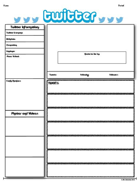 blank profile template best photos of blank page for school projects blank page template blank