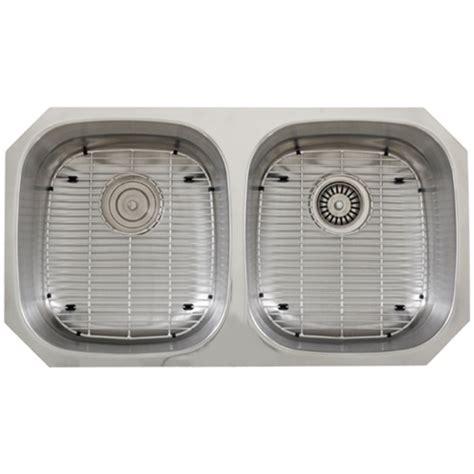 ticor stainless steel sinks ticor s205 undermount 16 stainless steel kitchen