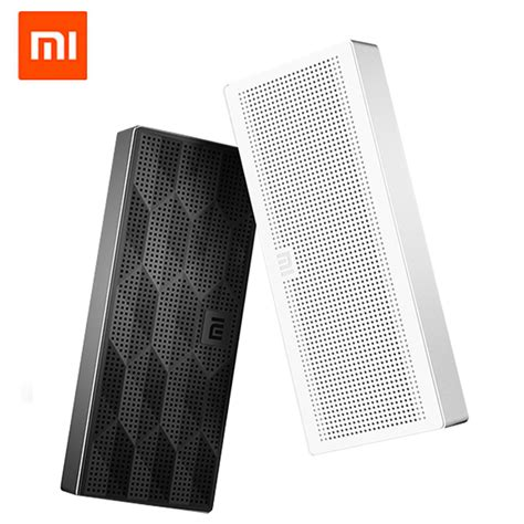 Xiaomi Mini Portable Speaker Bluetooth aliexpress buy sale original xiaomi mi bluetooth speaker portable wireless mini square box