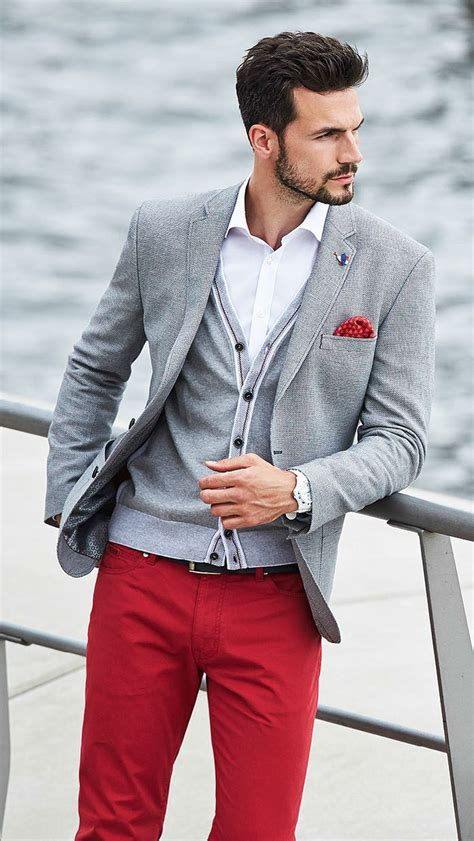 style for ovver 35 33 best men s red pants images on pinterest gentleman