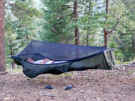 Ridgerunner Hammock flat sleeping hammock ridgerunner warbonnet outdoors