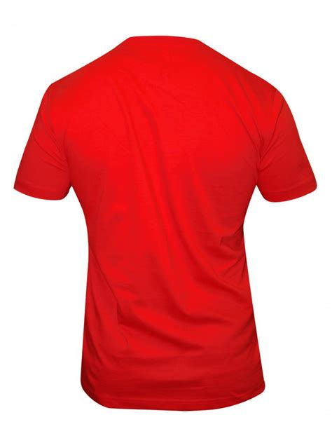 Bombay Home Decor buy t shirts online rootstock red round neck tshirt