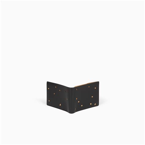 Perforated Wallet perforated classify wallet