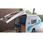 Caravan Te Koop FLY MINI CARAVAN  YouTube