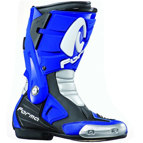 blue motorbike boots forma f1 motorcycle boots clearance ghostbikes com