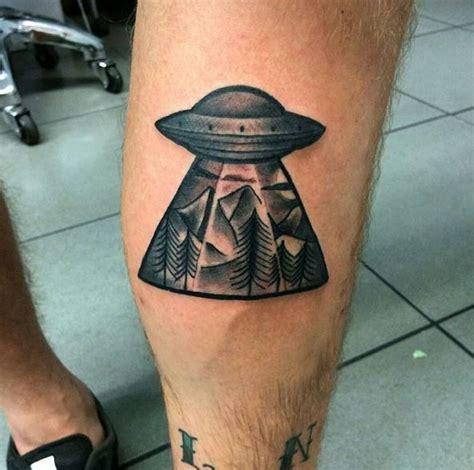 simple ufo tattoo 50 alien ufo tattoo ideas designs 2018 page 4 of 5