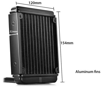 Cooling Fan Deepcool Maelstrom 120t Liquid Cooler Maelstorm 120t deepcool maelstrom 120t liquid cooling system
