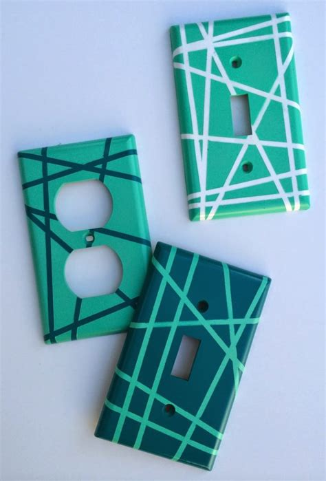 spray painting light switches boring no more creative diy light switch plates