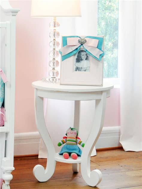 Nursery Side Table Photo Page Hgtv