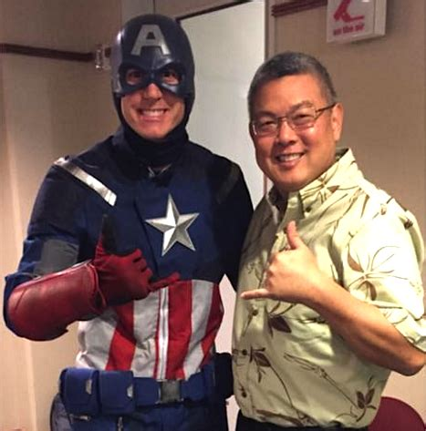 captain america by mark a sad day for all of hawaii