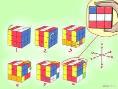 membuat gambar rubik 3d gambar berjudul make awesome rubik s cube patterns step 6