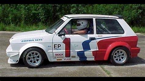 Yugo Auto by 1988 Yugo Gvx R 230 Horsepower
