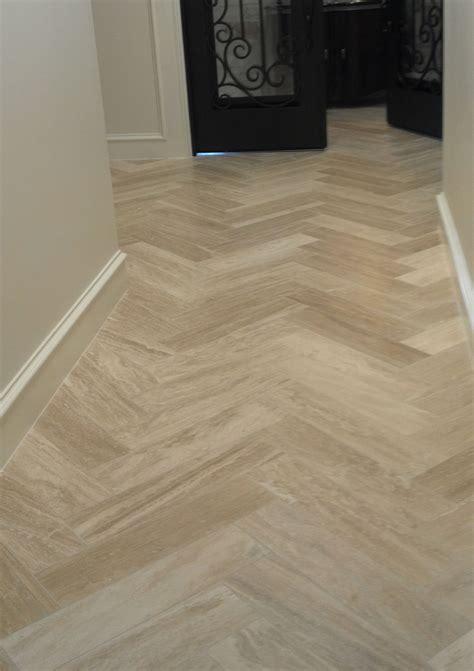 Travertine Tile Planks  Emser tile   Client  Gilchrist