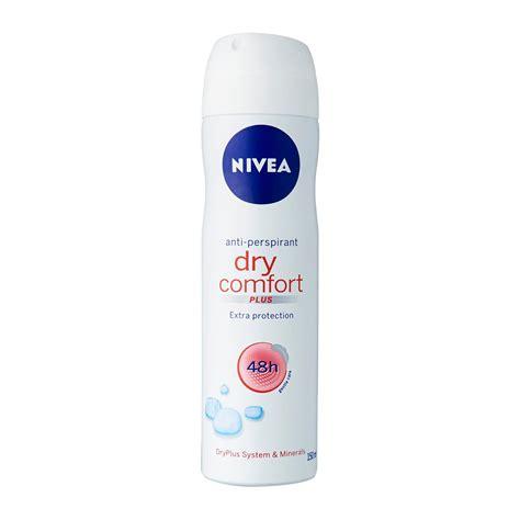 comfort dry nivea dry comfort anti perspirant spray 0 25 from redmart