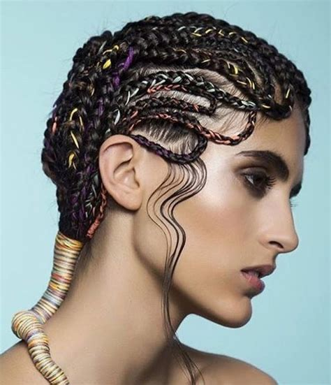Braids Stylecrazy A Fashion Diary by Best 25 Wacky Hairstyles Ideas On Day
