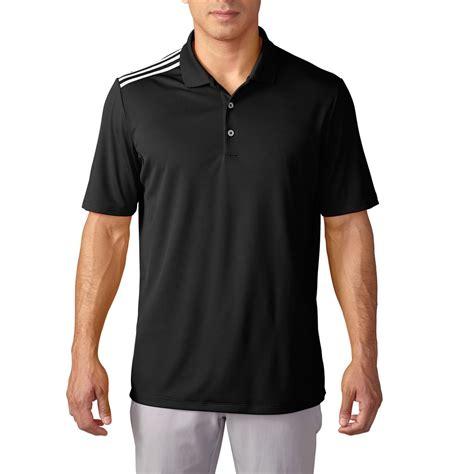 Polo Shirt Adidas Stripe Olog adidas golf 2016 climacool 174 3 stripes shoulder performance