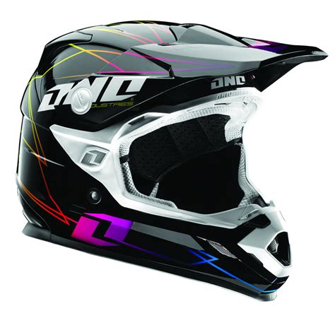 one industries motocross helmets one industries trooper 2 tropic thunder motocross helmet
