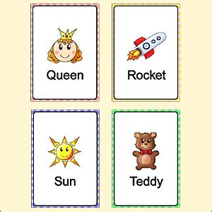 Flash Cards Kid Flash Cards For Children Part Two