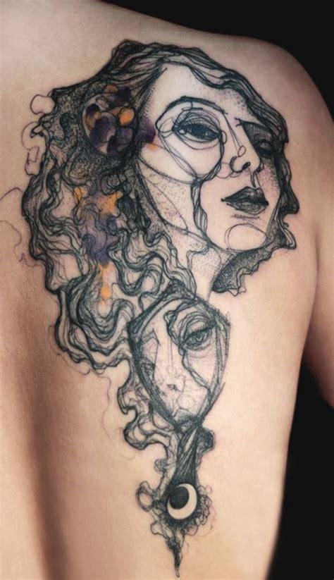 watercolor tattoo deutschland 259 best portrait inspiration images on