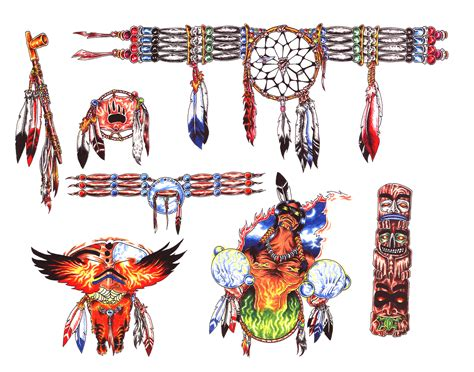red indian tattoos designs indian tribal tattoos tattoos