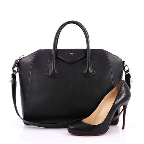 Givenchy Antigona Leather 61733 Leather givenchy antigona bag leather medium at 1stdibs