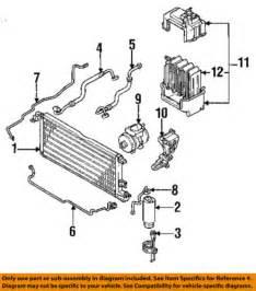 96 toyota camry air conditioner duct diagram toyota 89 91 3 0l v6 a c condenser compressor lines