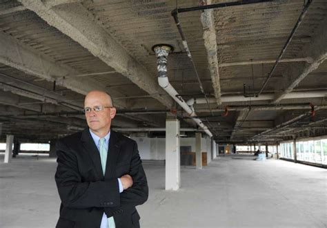 george comfort sons renovations spur office comeback at shippan landing the hour