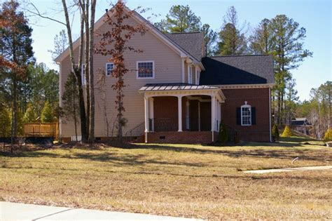 pointe new custom homes in springs nc