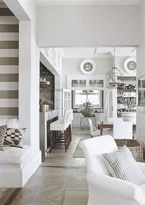 white and grey home decor best 20 white beach houses ideas on pinterest