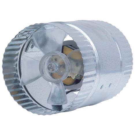 Shop Suncourt Duct Fan At Lowes Com