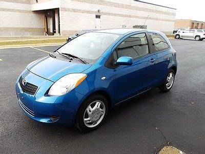 manual cars for sale 2007 toyota yaris user handbook sell used 2007 yaris hatchback power locks power windows 5 speed manual 39 mpgs in plainfield
