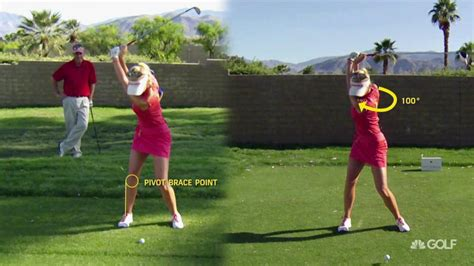 jessica swing brandel chamblee analysis jessica korda s swing golf channel