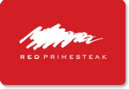 Prime Restaurants Gift Card - red primesteak gift card good egg dining