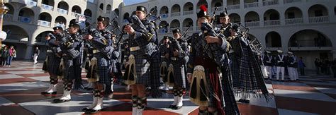 The Citadel Mba Curriculum by About The Regimental Pipe Band The Citadel Charleston Sc