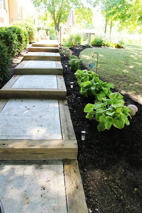 diy garden stepping stones  list  lists