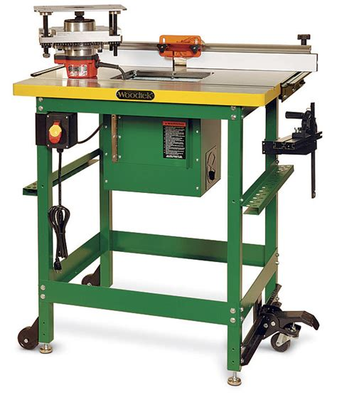 woodtek   router table finewoodworking