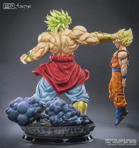 broly legendary super saiyan hqs by tsume tsume art