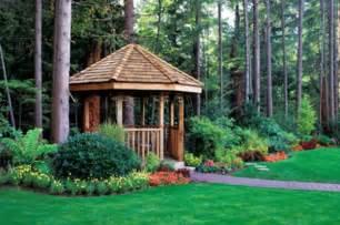 Outdoor Gazebo Images by Tips For Making A Backyard Gazebo Paradise