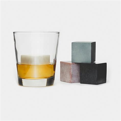 Soapstone Rocks For Drinks - soapstone and marble drink rocks so that s cool