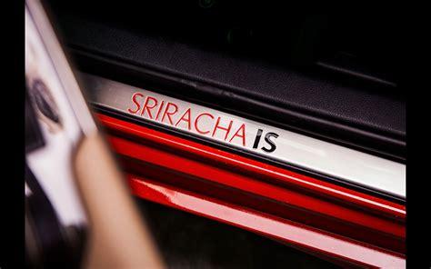 lexus sriracha interior 2017 lexus sriracha is serious wheels