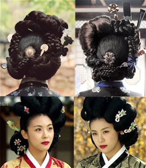 korean s hairstyles ancient dressed up dreams traditional korean hairdos
