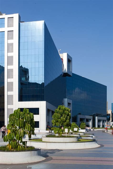 In Magarpatta City For Mba Hr by Magarpatta Tower 9 Sez Crest Premedia Office Photo