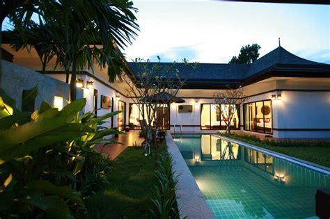 3 bedroom villas in phuket 3 bedroom pool villa for rent in chalong phuket aqua property group